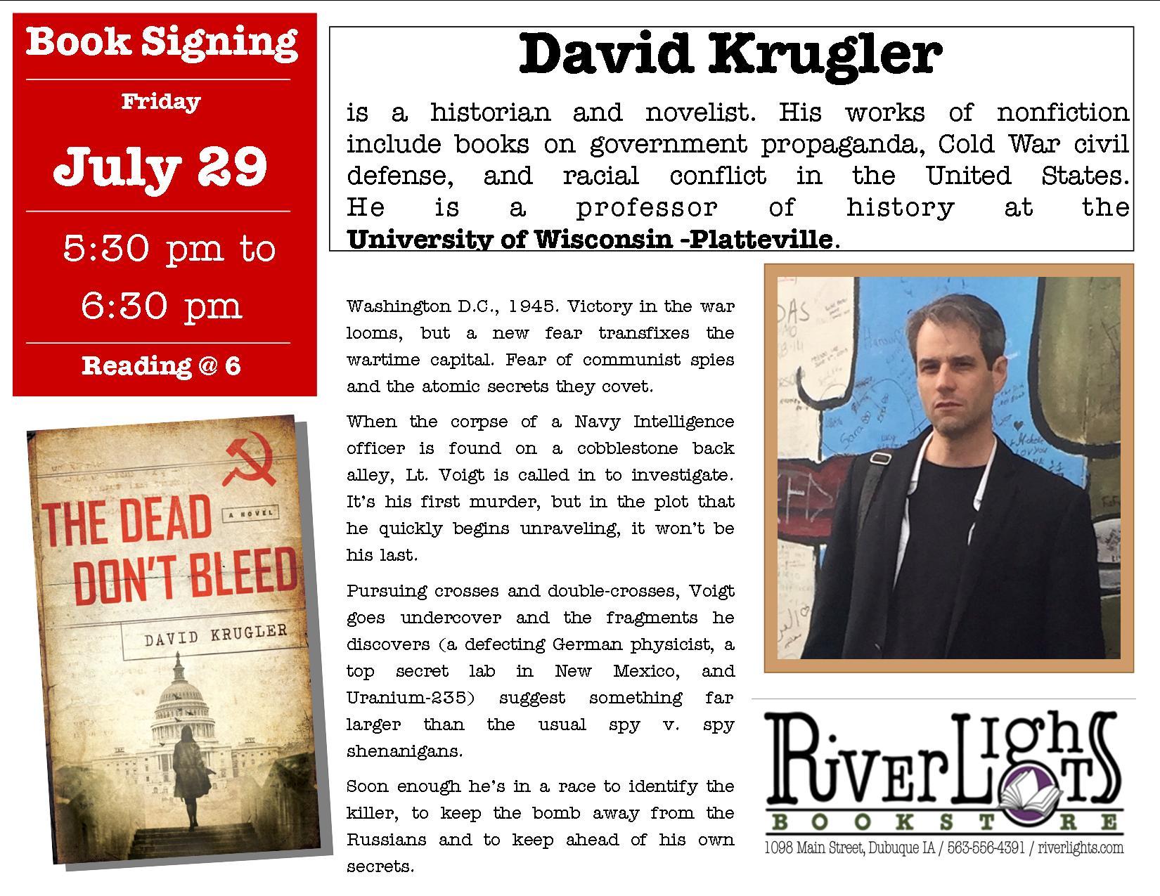 krugler poster