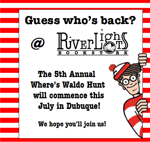 where's waldo announcement